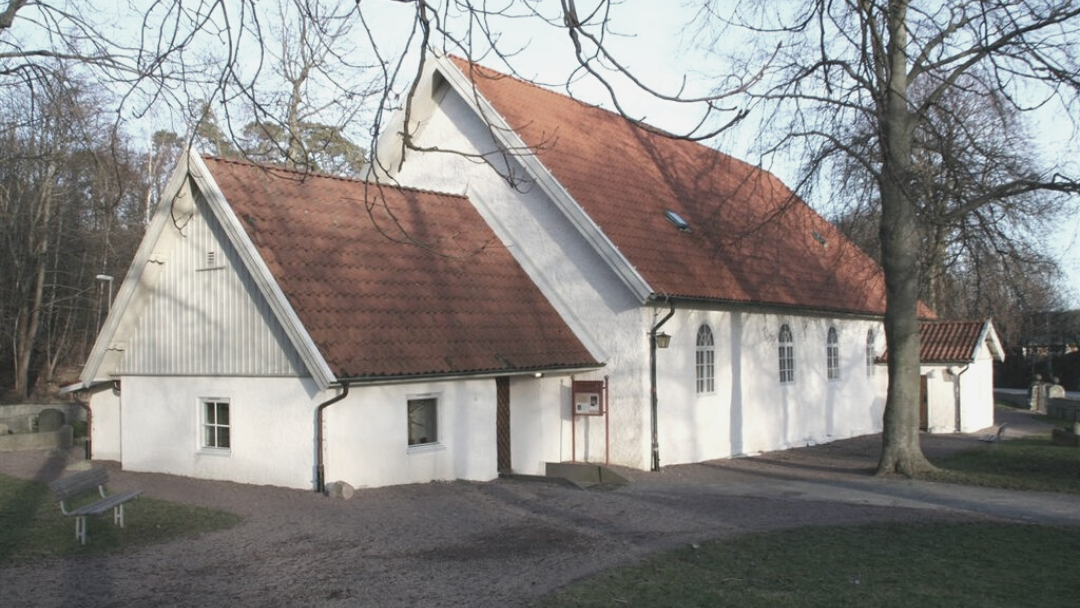 Church of Elizabeth Stride in Sweden