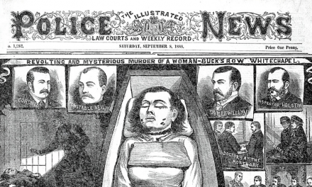 The Real Reason Mary Ann Nichols Was Murdered