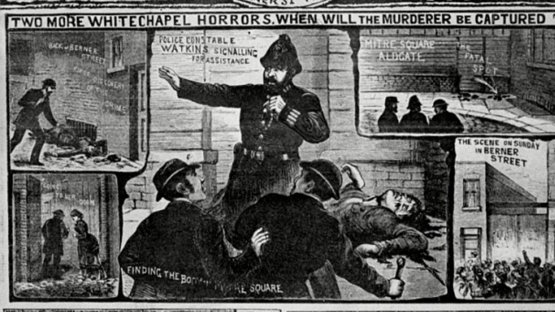 Double Event Whitechapel Murders