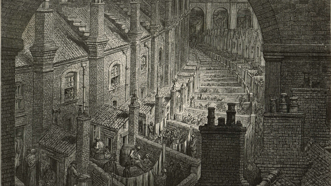 London 1870s